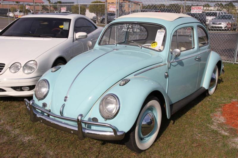 1963 Volkswagen Beetle Values | Hagerty Valuation Tool®