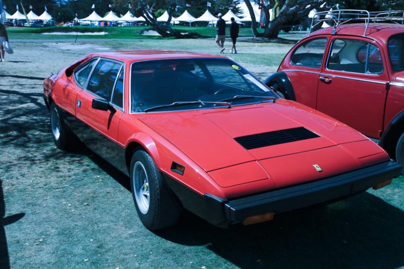1975 Ferrari Dino 308 GT4 Values