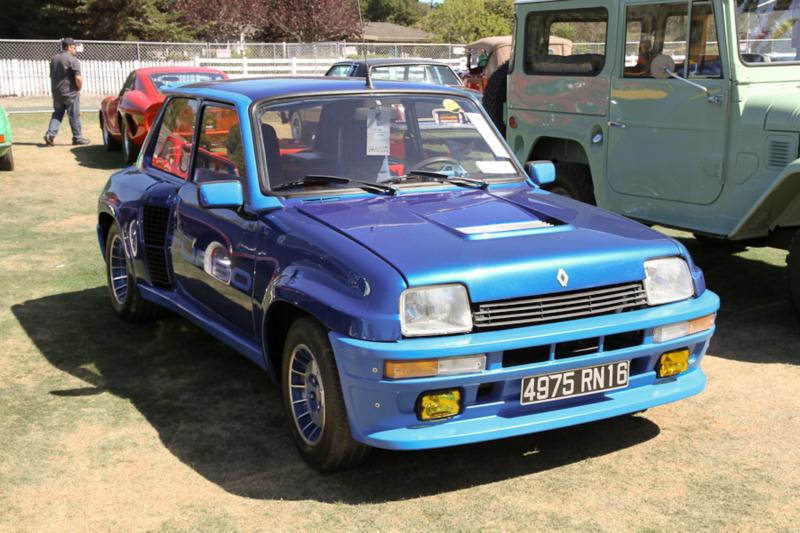 1985 renault r5 turbo 1 values hagerty valuation tool. Black Bedroom Furniture Sets. Home Design Ideas