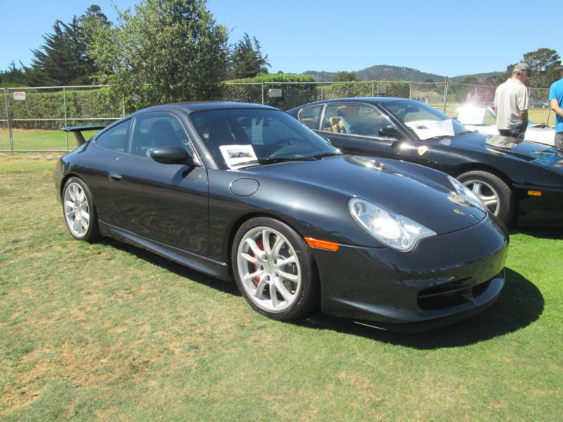 2001 Porsche 911 Turbo Values Hagerty Valuation Tool
