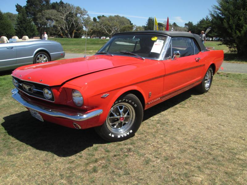 1966 ford mustang Values | Hagerty Valuation Tool®