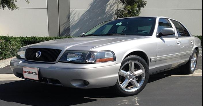 2003 mercury marauder values hagerty valuation tool. Black Bedroom Furniture Sets. Home Design Ideas