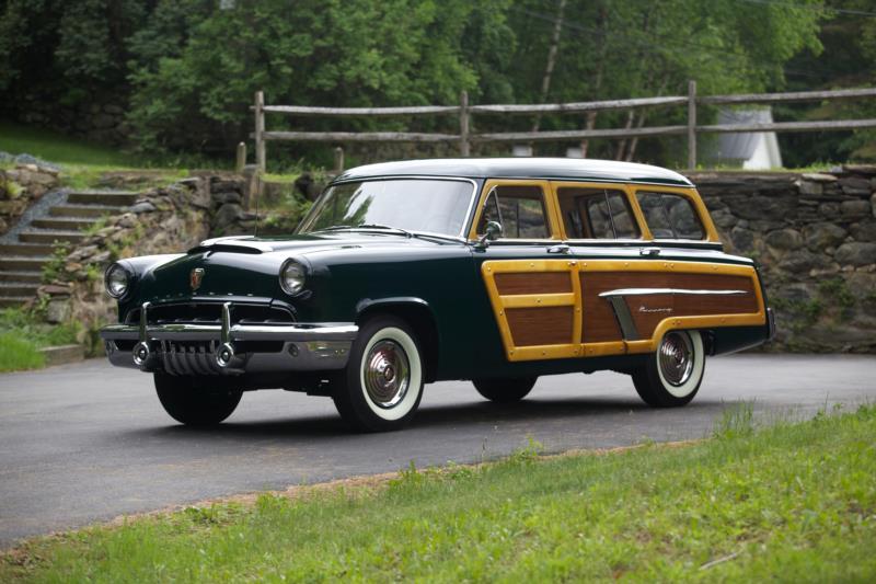 mercury custom 8pass station wagon courtesy rm auctions