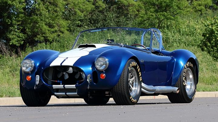1965 shelby cobra 289 r&p Values | Hagerty Valuation Tool®