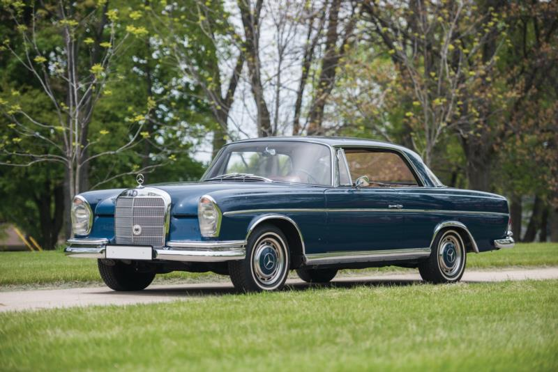 1963 mercedes benz 300se values hagerty valuation tool for Value car motor city