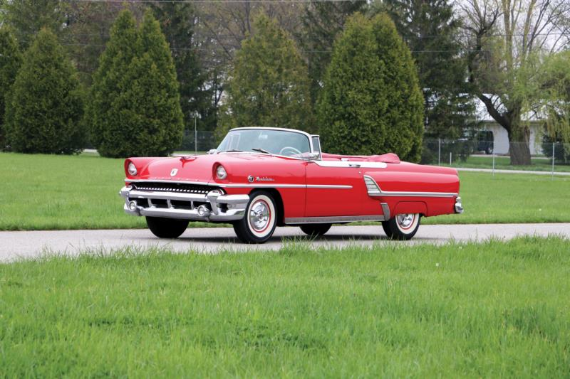 1955 mercury montclair values hagerty valuation tool for Value car motor city