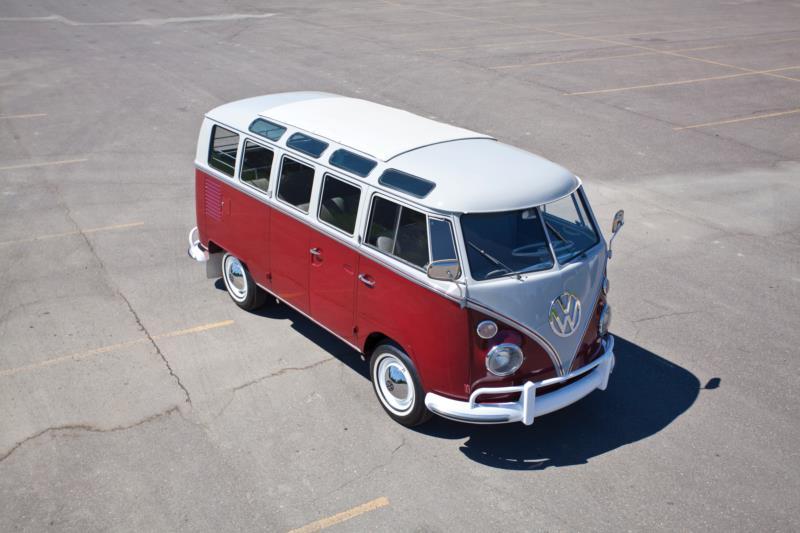 1967 volkswagen transporter van deluxe values hagerty for Value car motor city