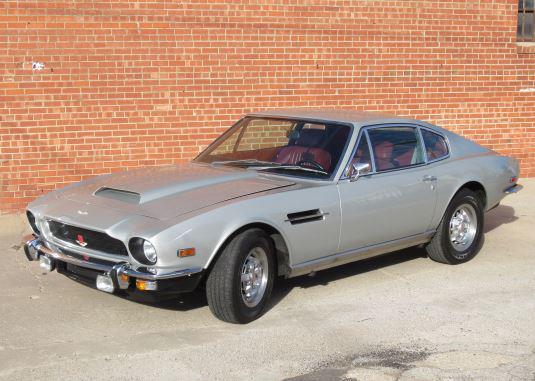 1972 Aston Martin Vantage Values Hagerty Valuation Tool