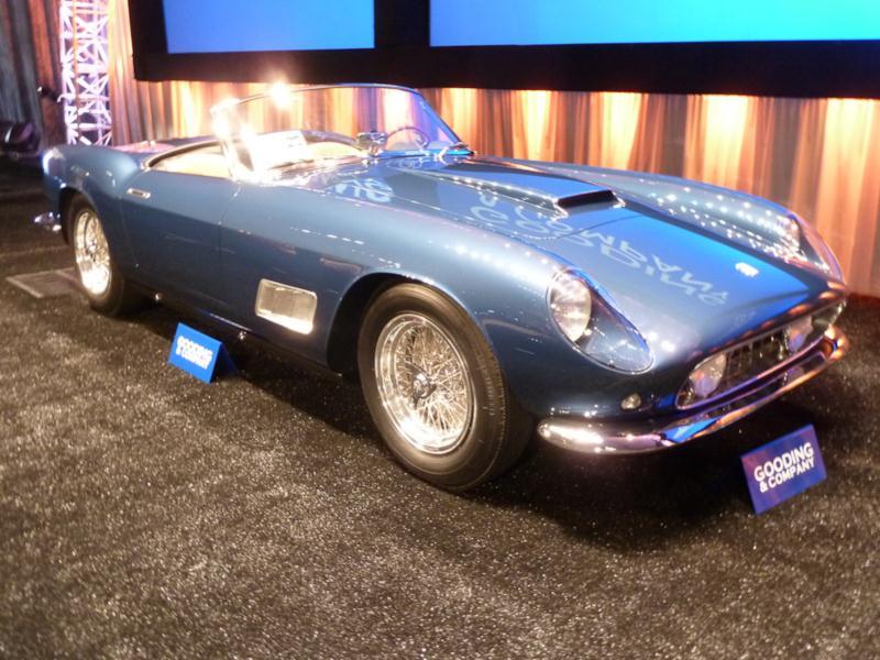 1960 Ferrari 250 Gt Values Hagerty Valuation Tool