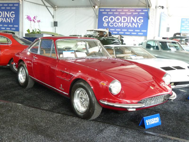 1967 Ferrari 330 GTS Values | Hagerty Valuation Tool®