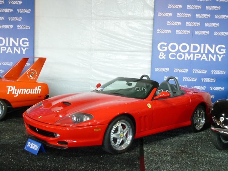 2005 Ferrari Superamerica Values Hagerty Valuation Tool