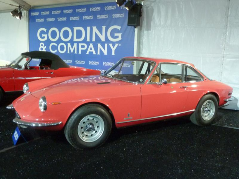 1969 Ferrari 365 Gts Values Hagerty Valuation Tool