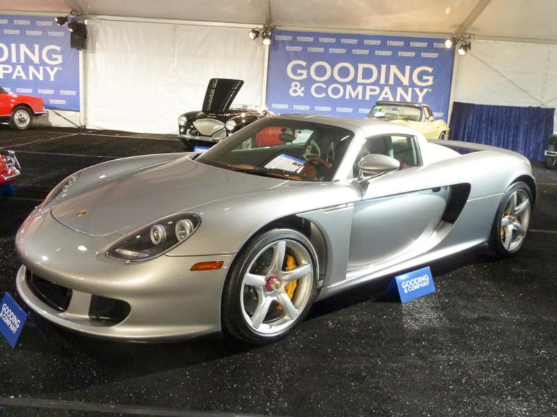 2004 Porsche Carrera GT Values | Hagerty Valuation Tool®