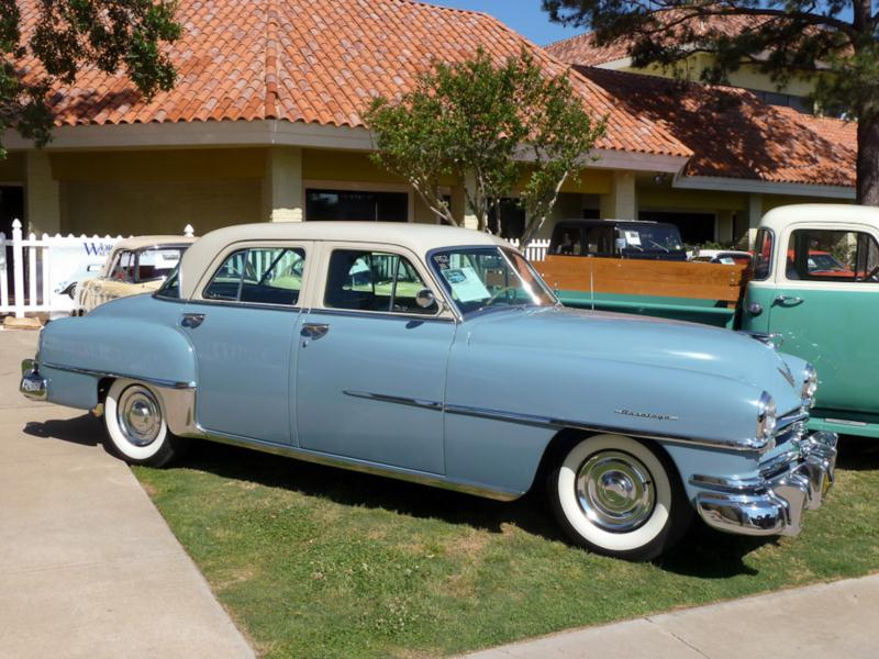 1951 Chrysler Saratoga Values Hagerty Valuation Tool