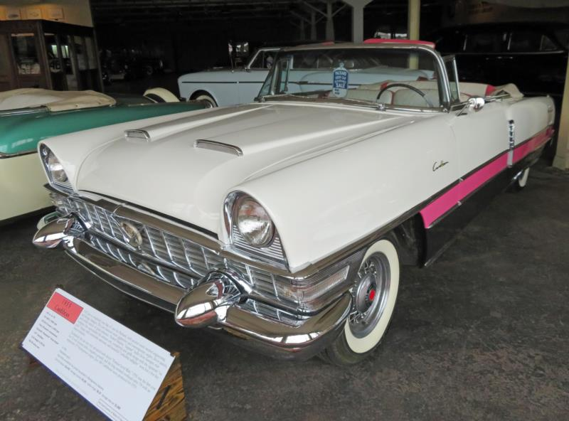 1953 packard caribbean Values | Hagerty Valuation Tool®