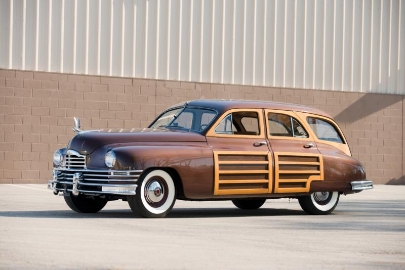 Hagerty Car Value >> 1948 Packard Super Eight 22nd Series Values | Hagerty ...