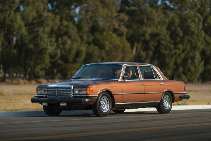 1977 Mercedes-Benz 450SEL Values | Hagerty Valuation Tool®