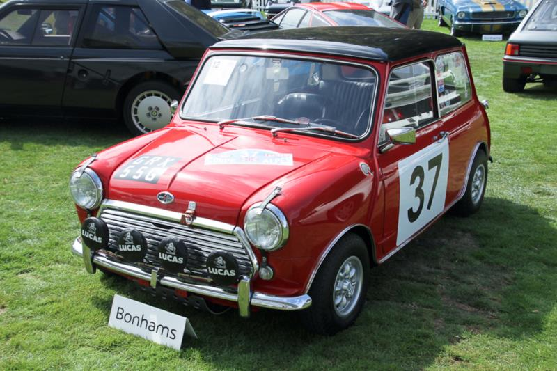 1964 Austin Mini Cooper Values Hagerty Valuation Tool