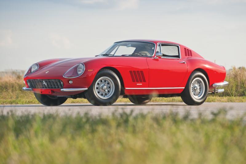 1967 Ferrari 275 Gtb 4 Values Hagerty Valuation Tool