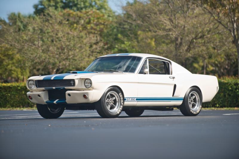 1969 Shelby Gt350 Values Hagerty Valuation Tool