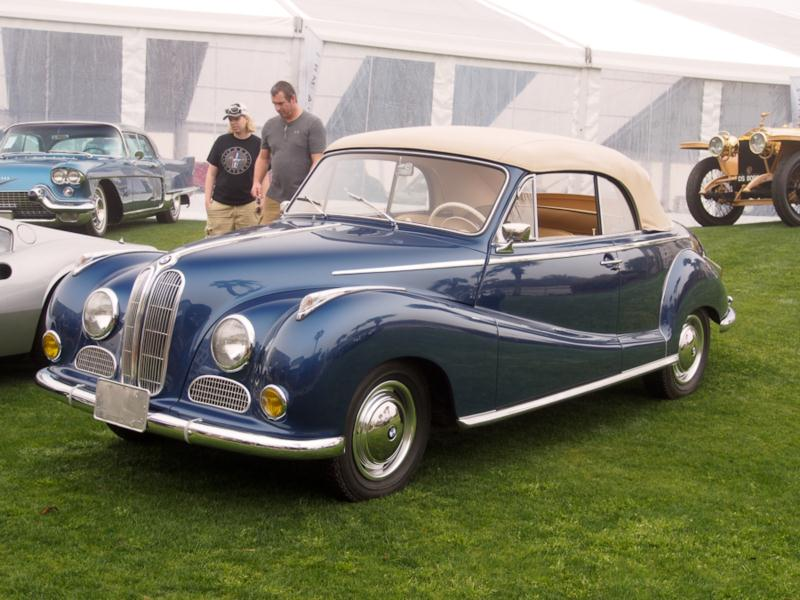 1953 BMW 501 Values | Hagerty Valuation Tool®