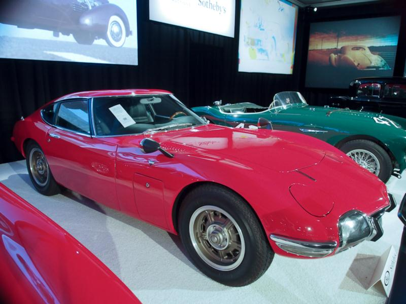 Hagerty Car Value >> 1969 toyota 2000gt Values | Hagerty Valuation Tool®