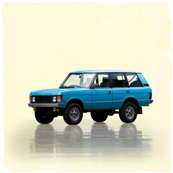 1984 Land Rover Defender 90 (Truck) Values
