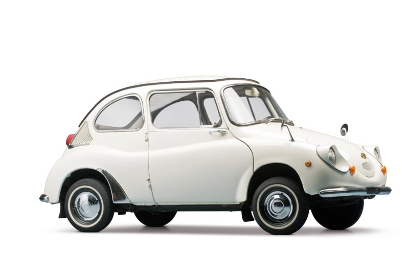 Hagerty Valuation Tool >> 1968 subaru 360 Values | Hagerty Valuation Tool®