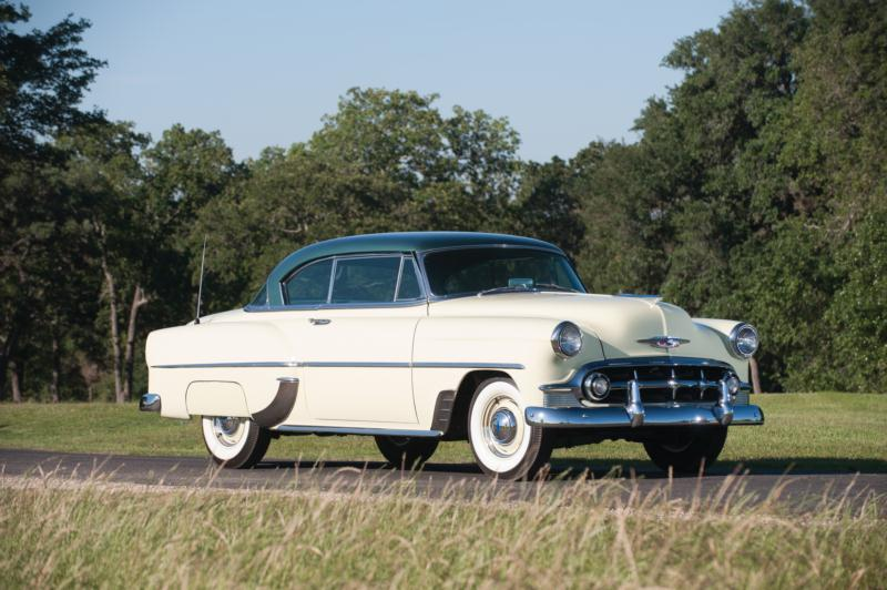 Auto Shop Near Me >> 1953 Chevrolet 210 Values | Hagerty Valuation Tool®