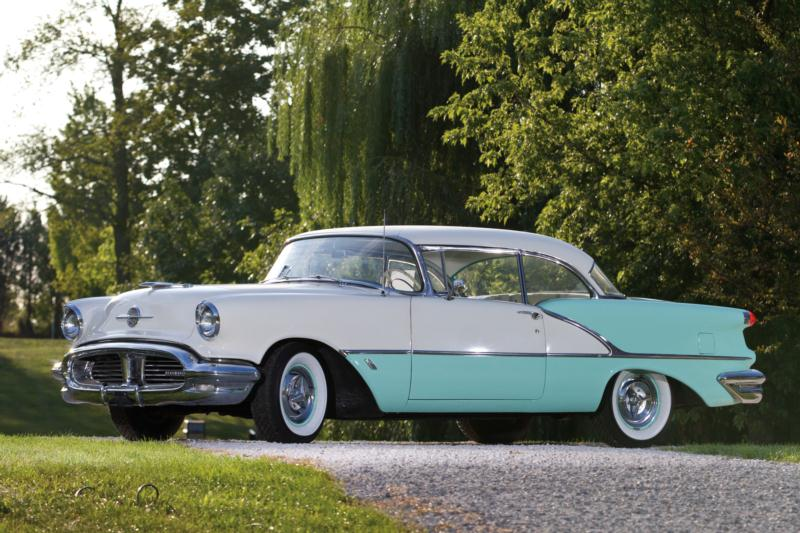 1956 Oldsmobile Super 88 Values | Hagerty Valuation Tool®