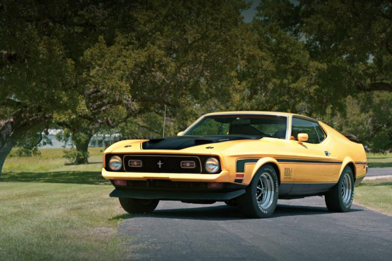1969 Ford Mustang Mach 1 Values | Hagerty Valuation Tool®
