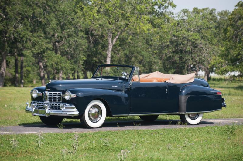 1946 Lincoln Continental Values Hagerty Valuation Tool 174