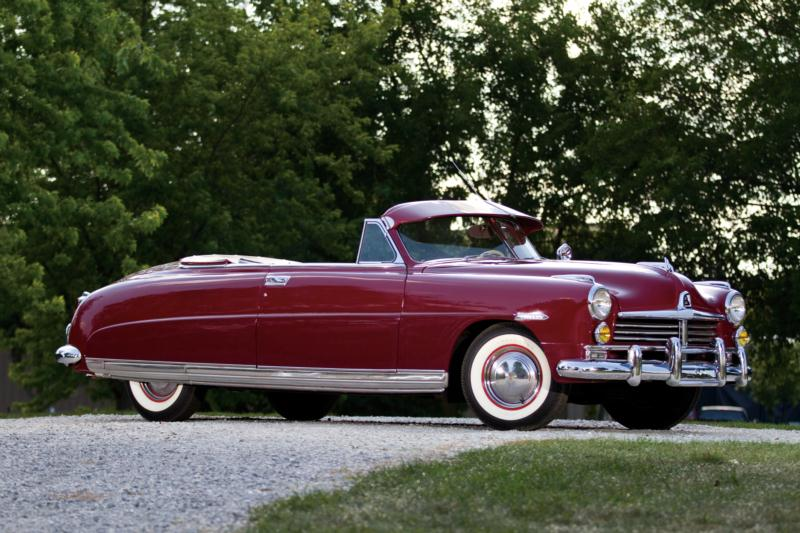 Hagerty Valuation Tool >> 1947 Hudson Commodore Values | Hagerty Valuation Tool®