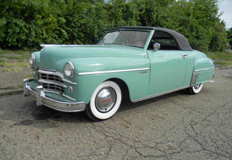 Hagerty Car Value >> 1949 dodge wayfarer Values | Hagerty Valuation Tool®