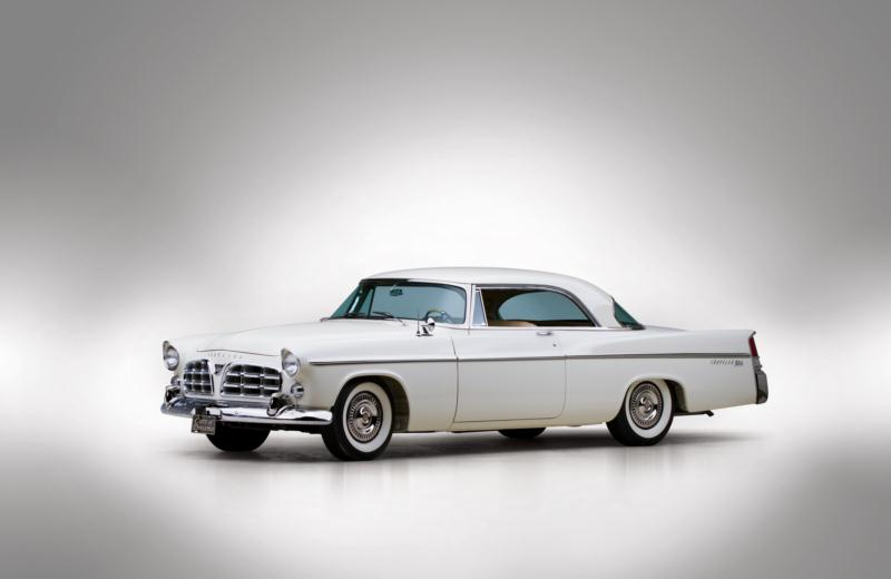1956 Chrysler 300b Values Hagerty Valuation Tool