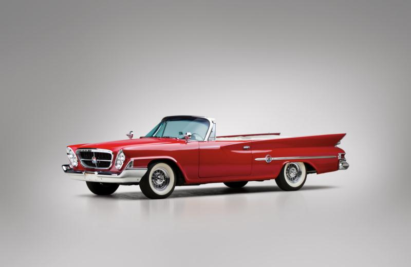Hagerty Car Value >> 1961 chrysler 300g Values | Hagerty Valuation Tool®