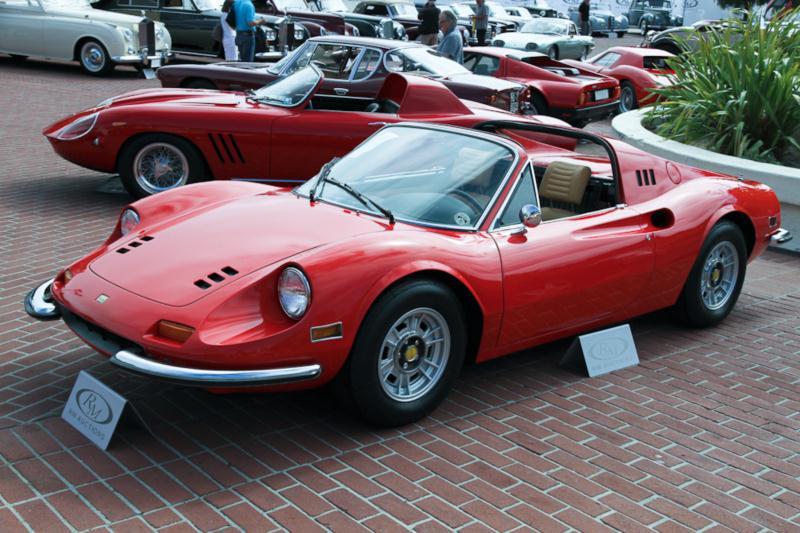 Rent A Ferrari >> 1973 Ferrari Dino 246 GT Values | Hagerty Valuation Tool®