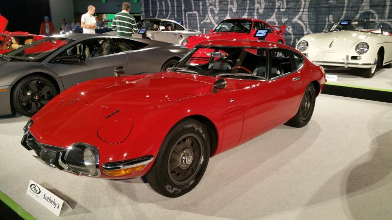 1968 Toyota 2000gt Values Hagerty Valuation Tool 174