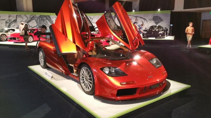 1994 McLaren F1 Values | Hagerty Valuation Tool®