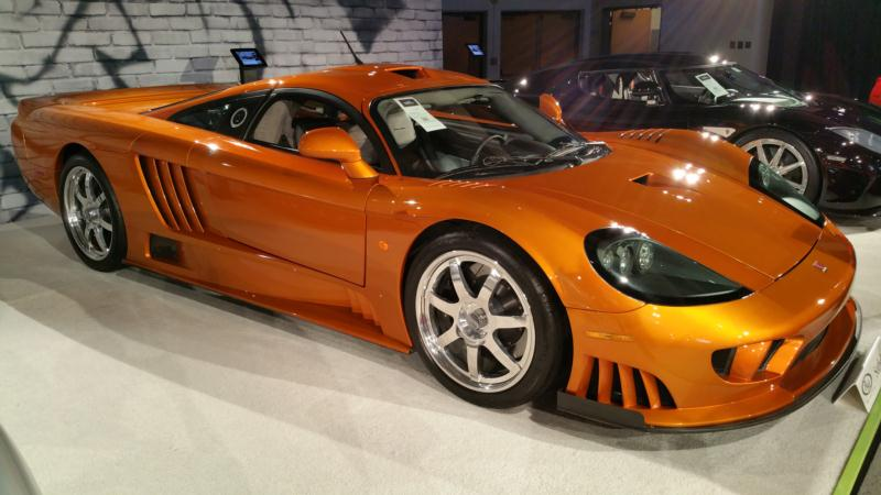 2009 Saleen S7 Twin Turbo Values | Hagerty Valuation Tool®