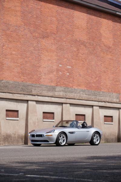 2002 Bmw Z8 Values Hagerty Valuation Tool
