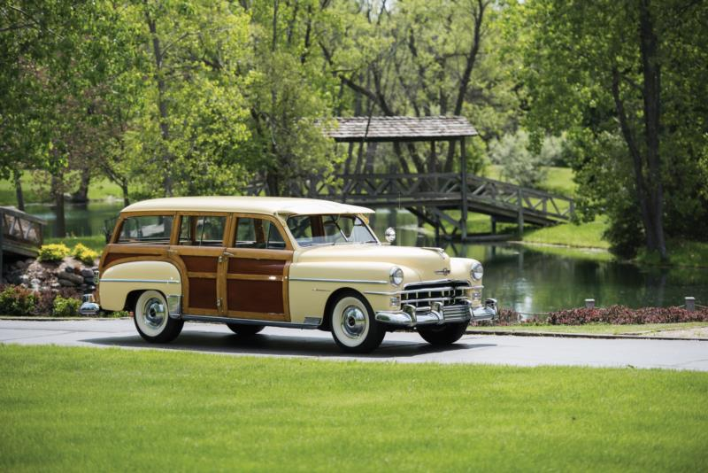 Hagerty Price Guide >> 1948 Chrysler Royal Values | Hagerty Valuation Tool®
