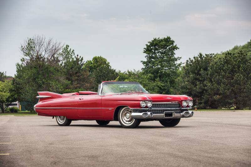 1959 Cadillac Series 62 Values Hagerty Valuation Tool
