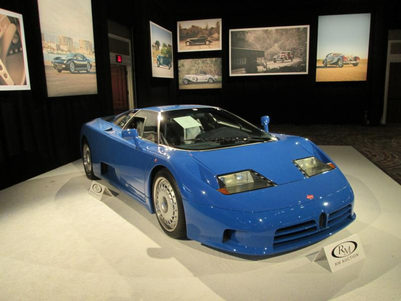 1991 bugatti eb110 gt values | hagerty valuation tool®