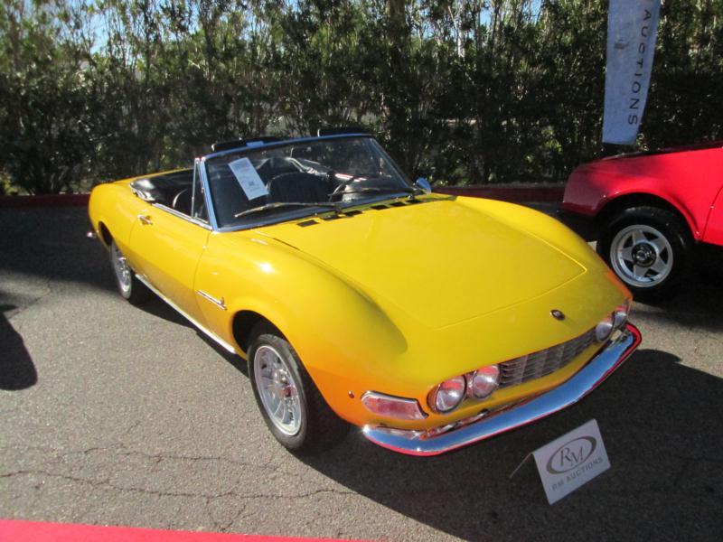 1967 Fiat Dino 20 Values Hagerty Valuation Tool