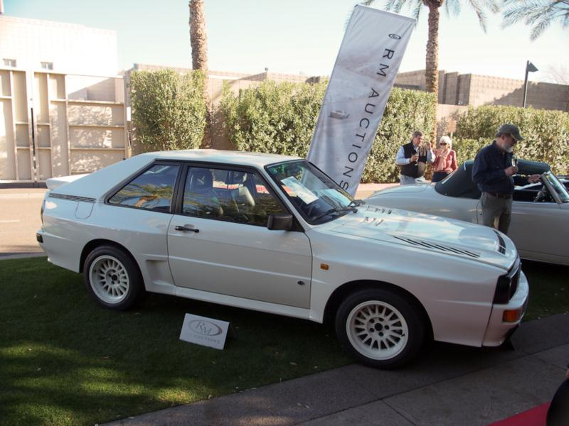 1985 audi quattro for sale