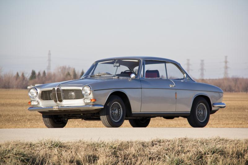 1963 BMW 3200CS Values | Hagerty Valuation Tool®