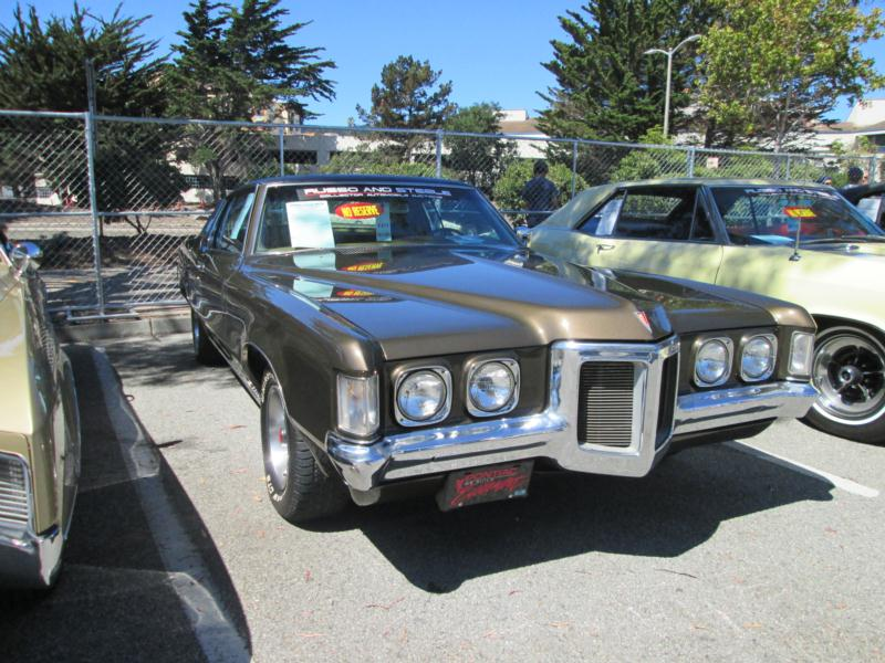 1972 Pontiac Grand Prix Model J Values | Hagerty Valuation Tool®