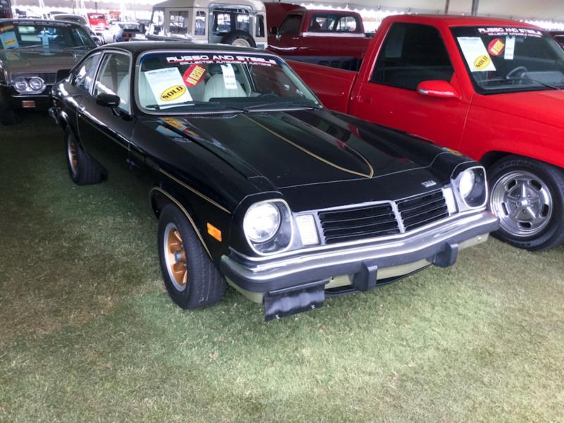 1975 Chevrolet Vega Values Hagerty Valuation Tool