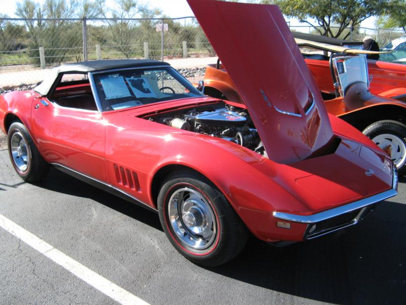 1968 Chevrolet Corvette Values | Hagerty Valuation Tool®